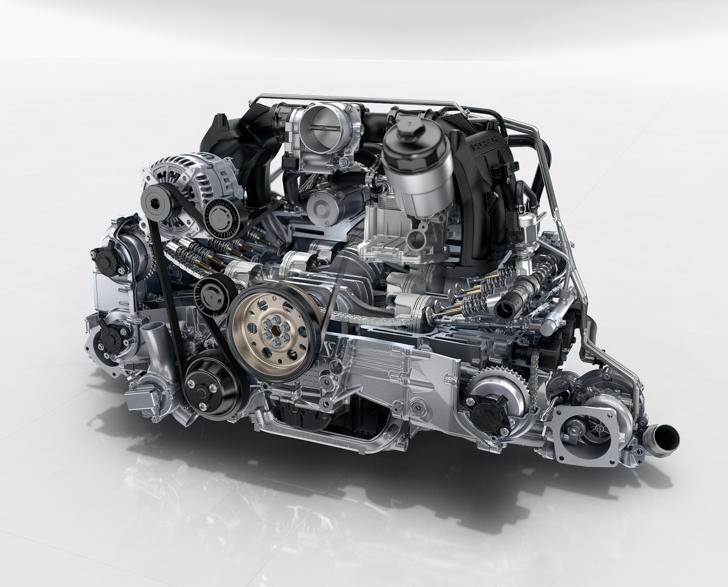 New Porsche 911 Carrera S-09