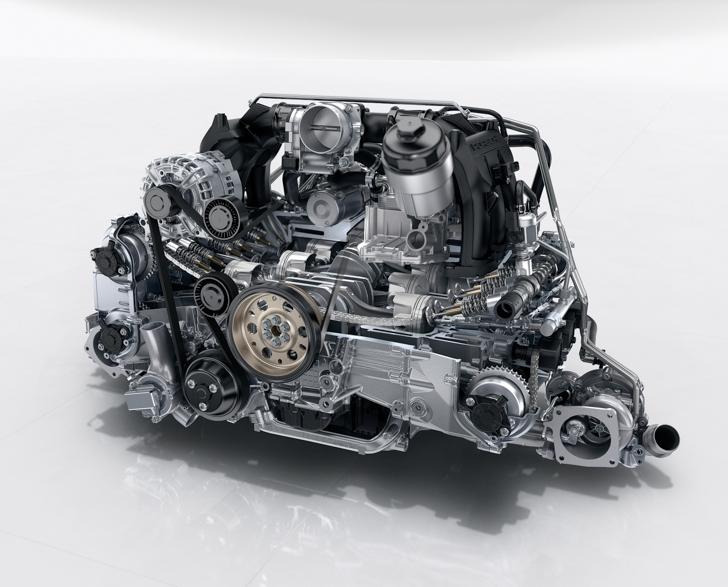 New Porsche 911 Carrera S-10