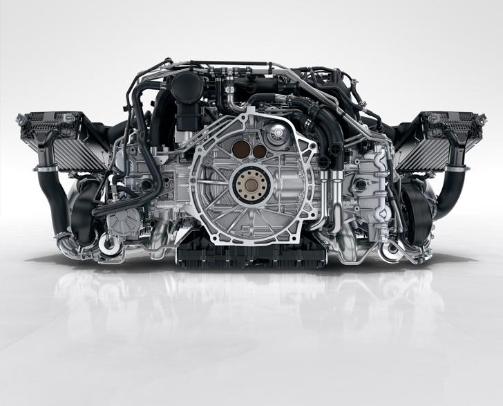 New Porsche 911 Carrera S-11