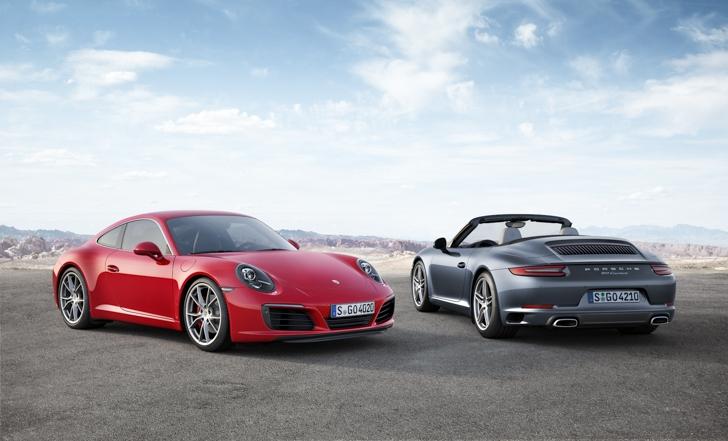 New Porsche 911 Carrera S-17