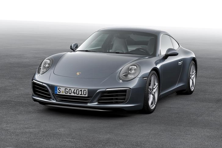 New Porsche 911 Carrera S-18