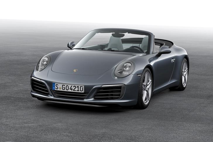 New Porsche 911 Carrera S-19