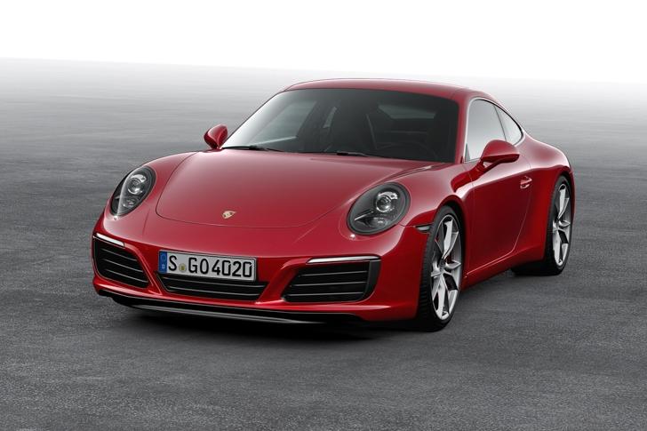 New Porsche 911 Carrera S-20
