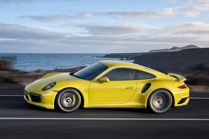 New Porsche 911 Turbo S-5