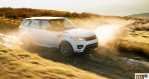 New Range Rover Sport. Driven
