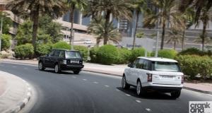 New Range Rover vs Range Rover
