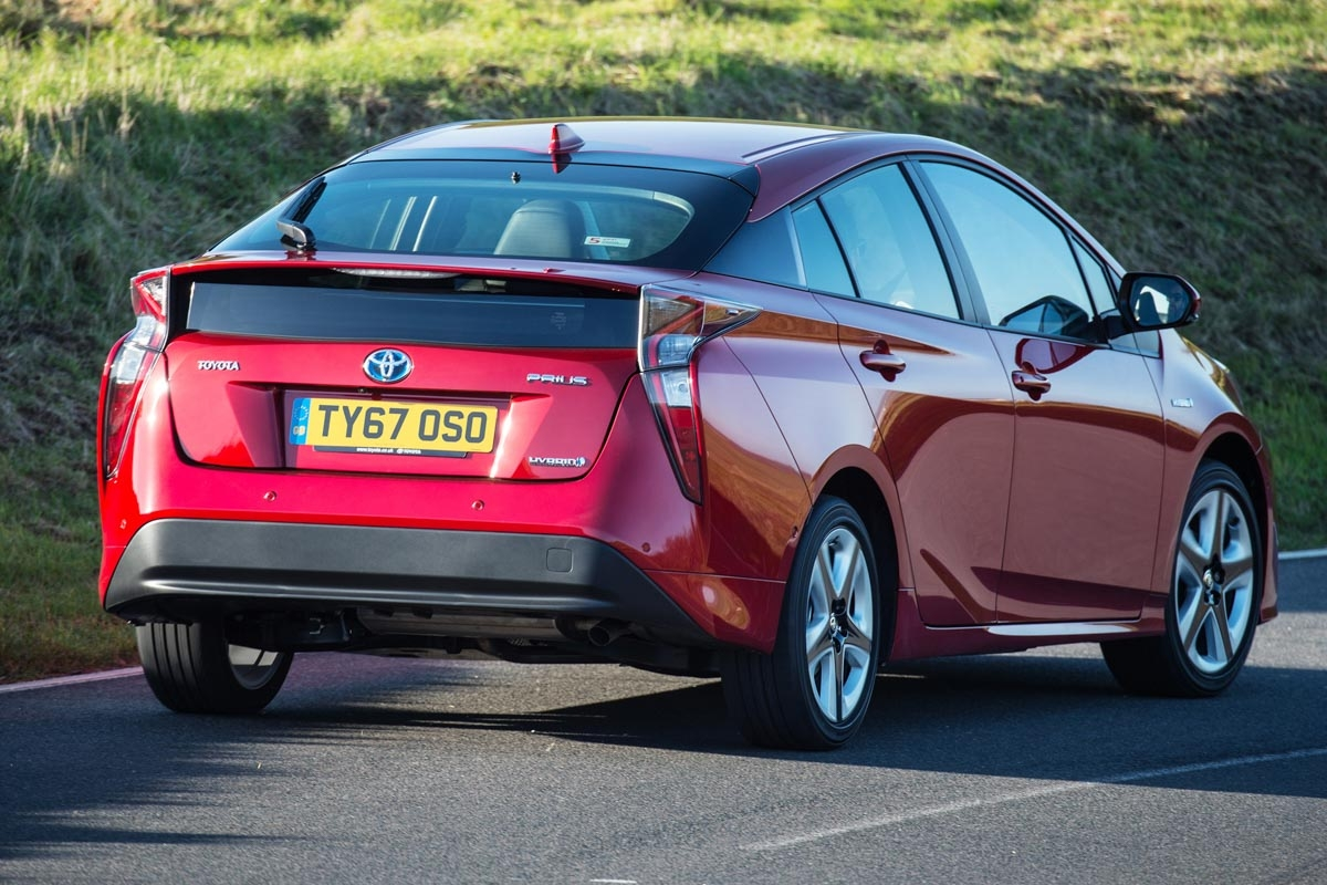 New Toyota Prius review-6