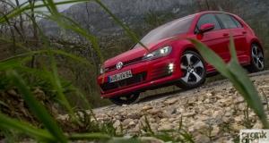 New Volkswagen Golf GTI. Driven
