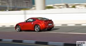 Nissan 370Z. Dubai, UAE