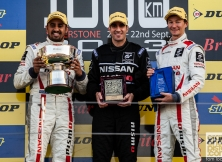 Nissan GT Academy Middle East Salman AL Khater Britcar 1000kms 18