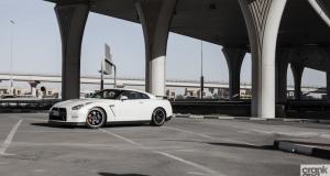 Nissan GT-R Track pack. Dubai, UAE