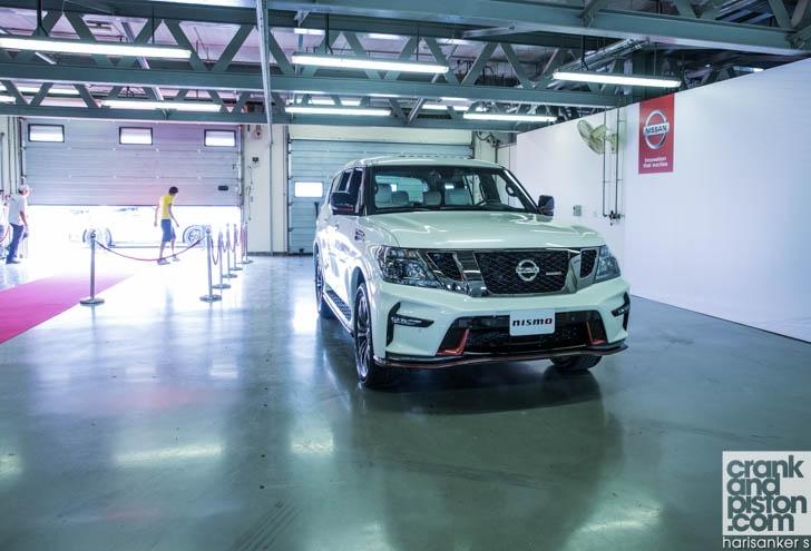 Nissan Nismo GT-R crankandpiston DRIVEN-17