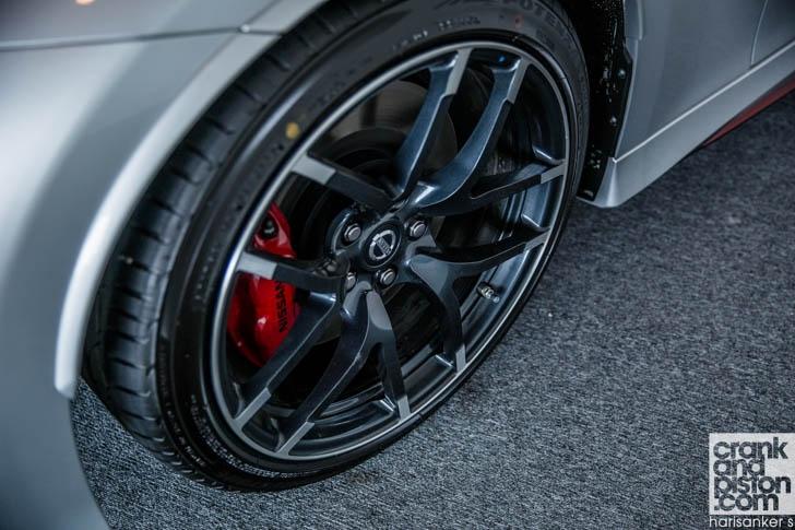 Nissan Nismo GT-R crankandpiston DRIVEN-5