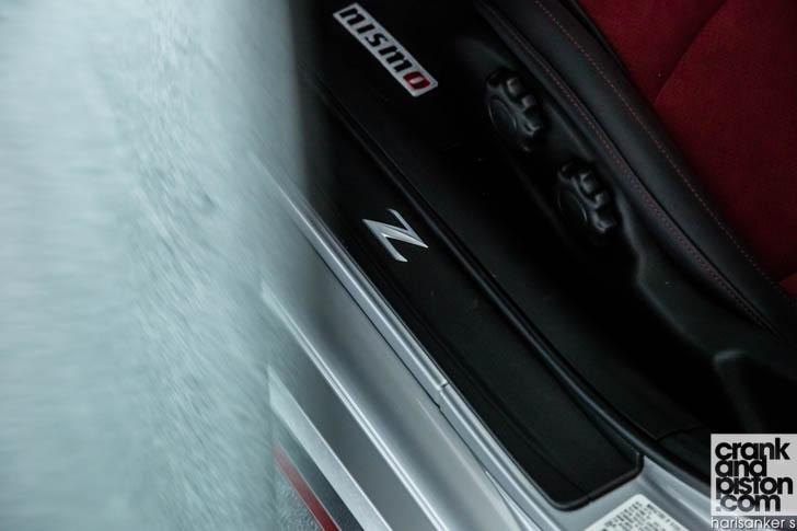 Nissan Nismo GT-R crankandpiston DRIVEN-7