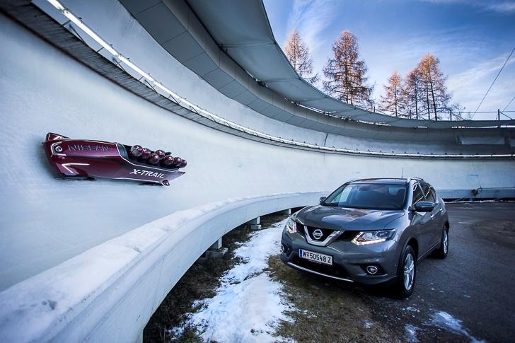 Nissan X-Trail Bobsleigh 08