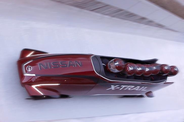 Nissan X-Trail Bobsleigh 07