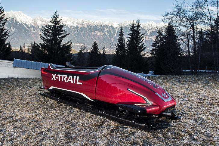 Nissan X-Trail Bobsleigh 02