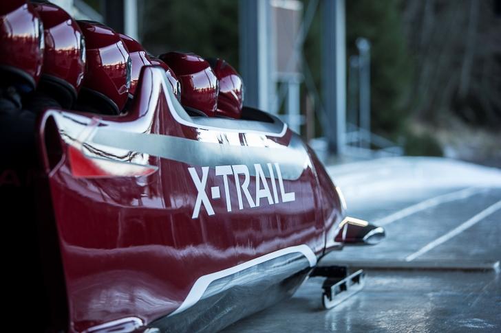 Nissan X-Trail Bobsleigh 04