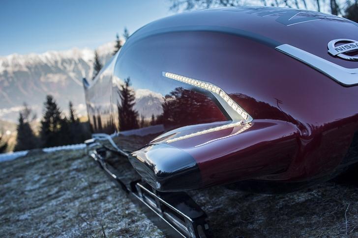 Nissan X-Trail Bobsleigh 03