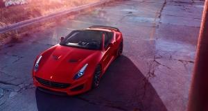 Novitec Rosso N-Largo. Ferrari California T