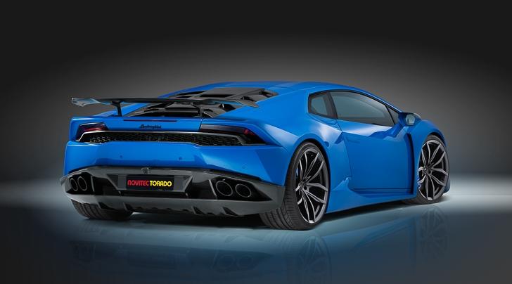 Novitec Torado N-LARGO Lamborghini Huracan-19
