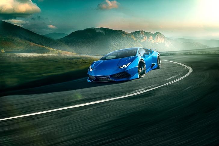 Novitec Torado N-LARGO Lamborghini Huracan-9