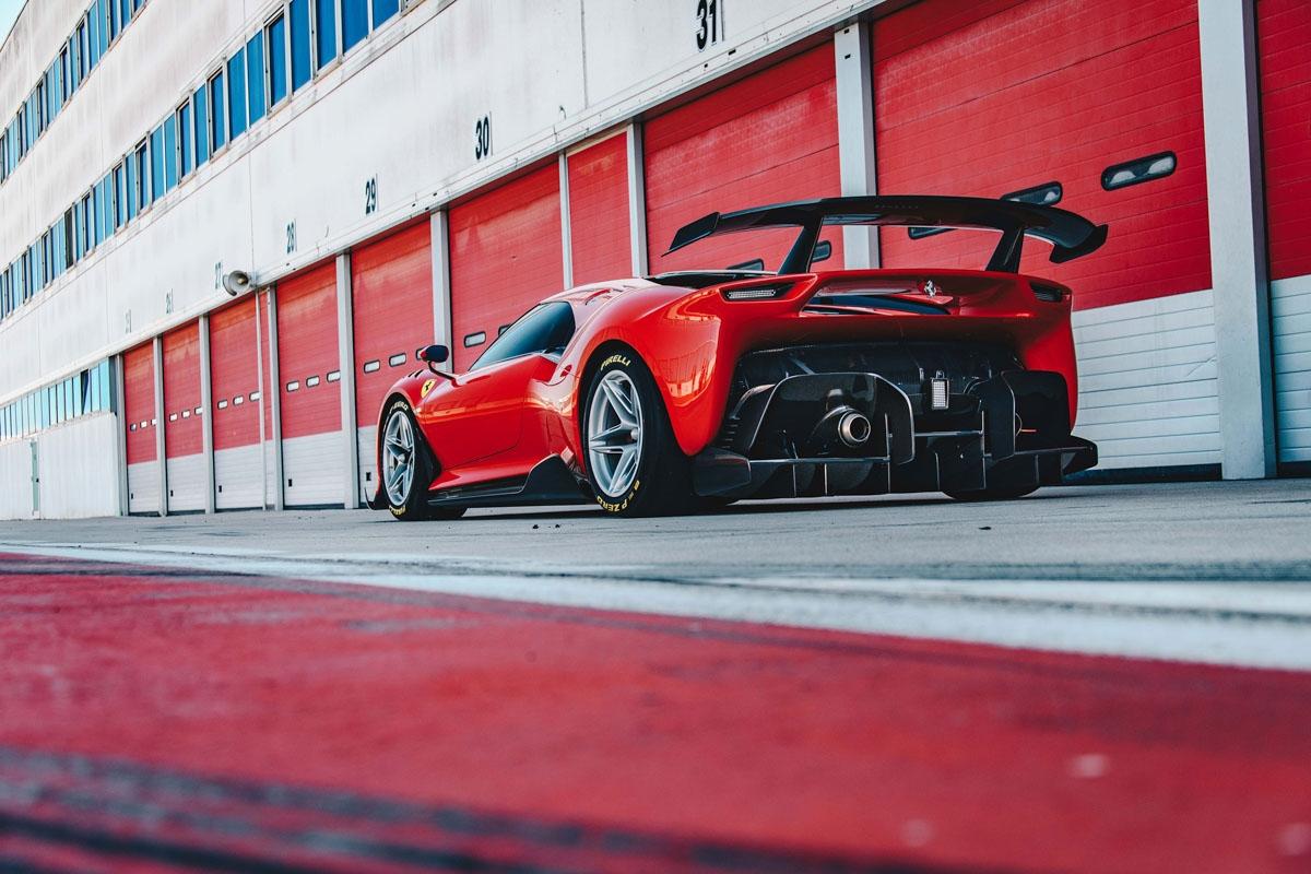 One-off-Ferrari-P80-C-revealed-2