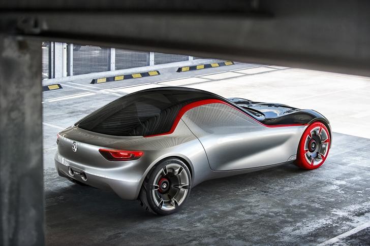 Vauxhall GT Concept 09