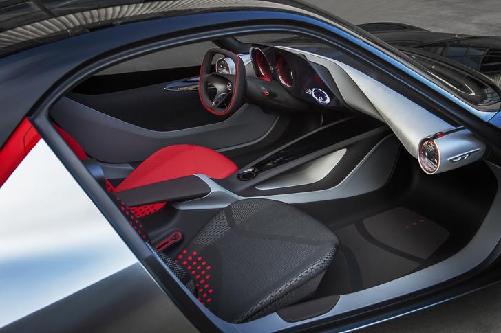 Vauxhall GT Concept 05