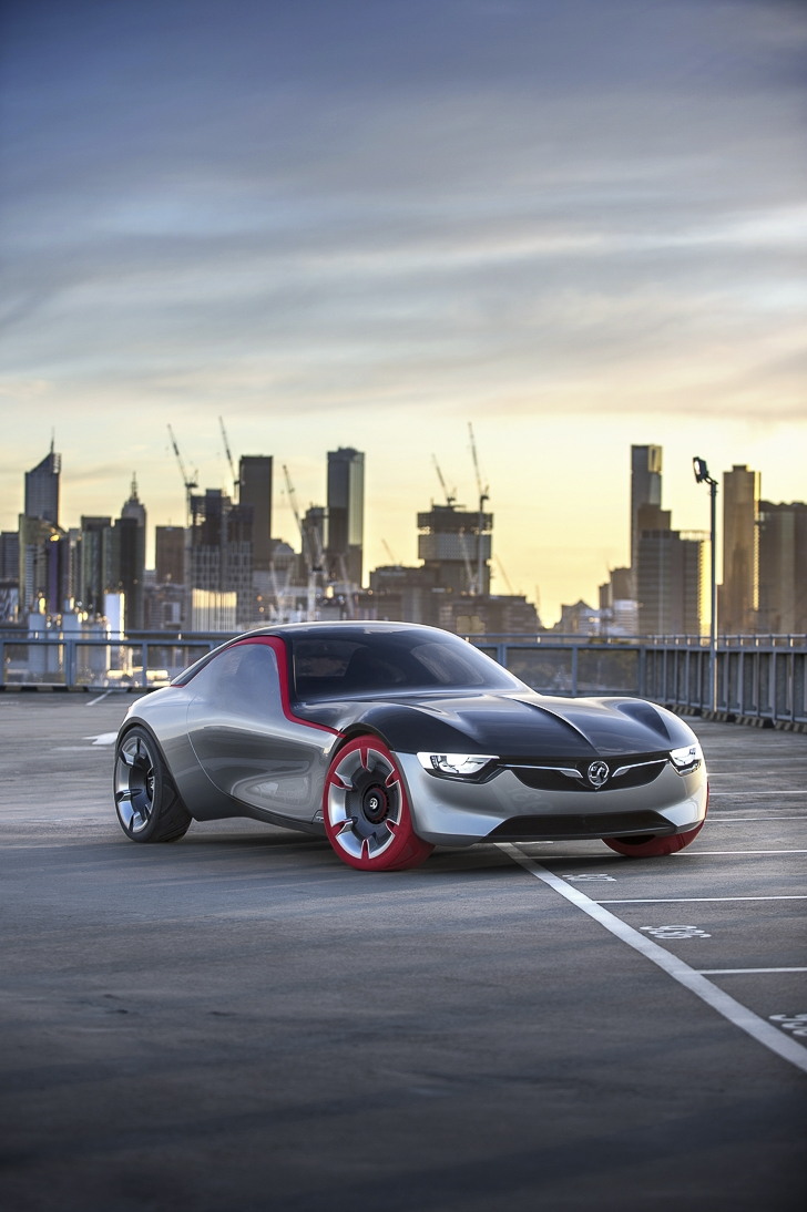 Vauxhall GT Concept 10