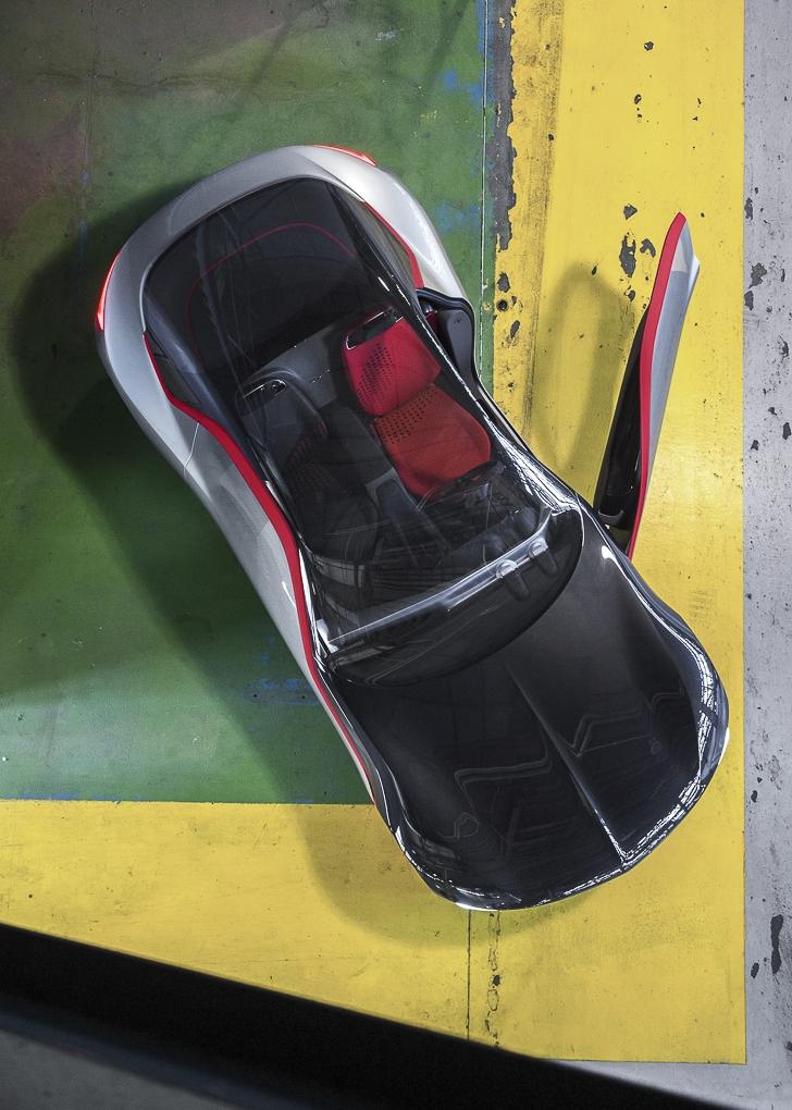 Vauxhall GT Concept 11