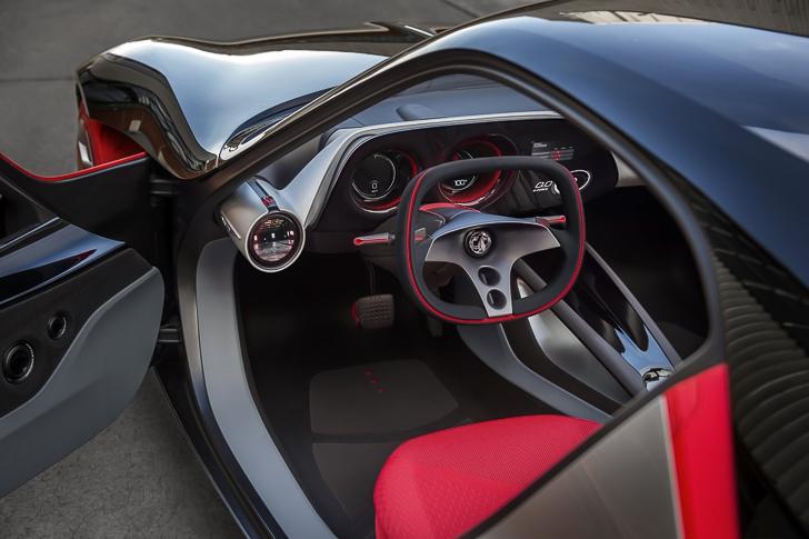 Vauxhall GT Concept 01