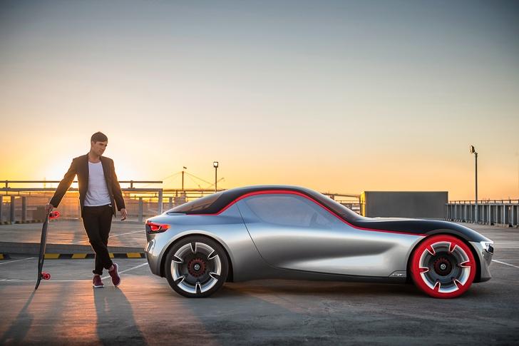 Opel GT Concept 08