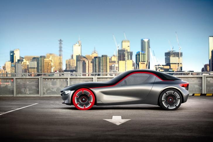 Opel GT Concept 09