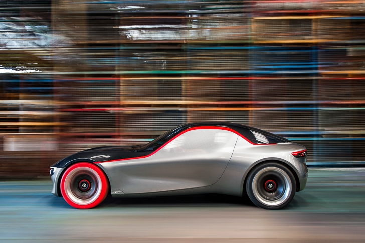 Opel GT Concept 16