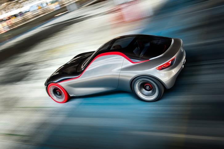 Opel GT Concept 15