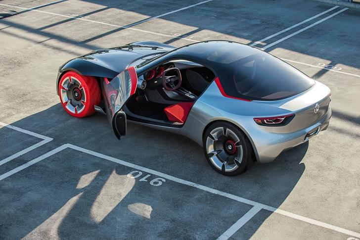 Opel GT Concept 17