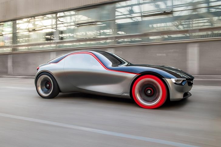 Opel GT Concept 14
