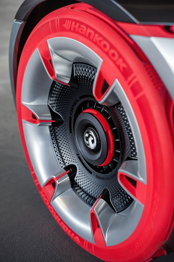 Opel GT Concept 12