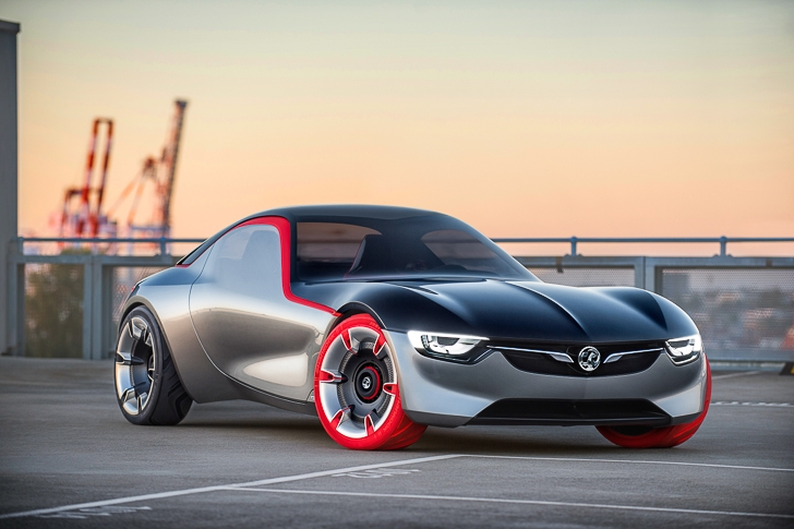 Opel GT Concept 02