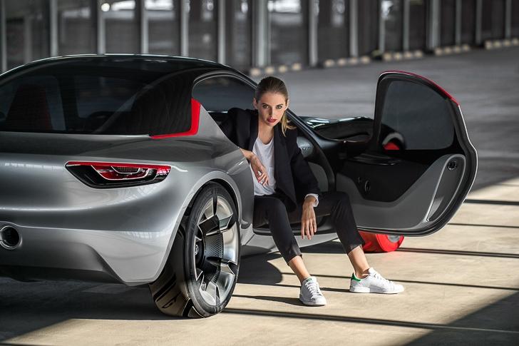 Opel GT Concept 18