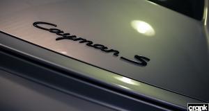 ORZ Performance Porsche Cayman S