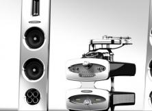 Pagani Anlage Hi-Fi 03