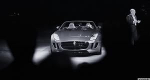 Paris Motor Show Jaguar F Type