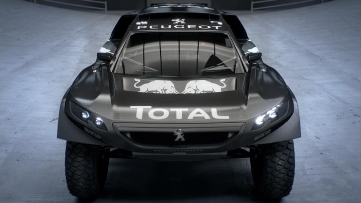 Peugeot 2008 DKR16-09