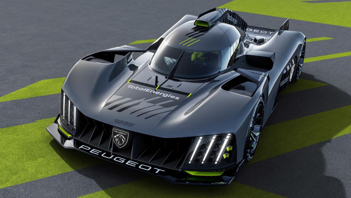 Peugeot-9X8-Le-Mans-1