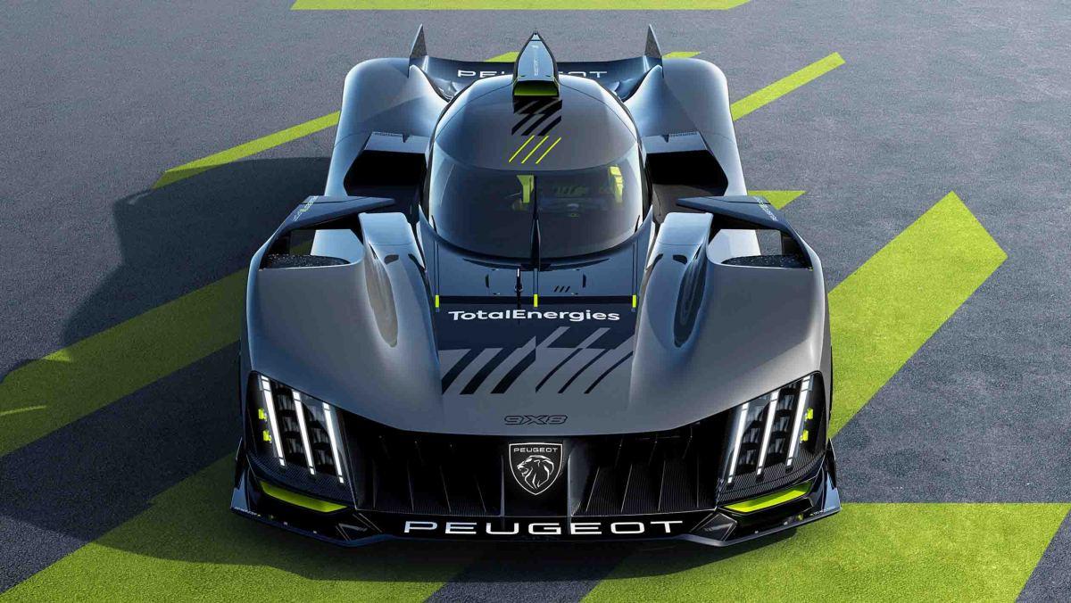 Peugeot-9X8-Le-Mans-4