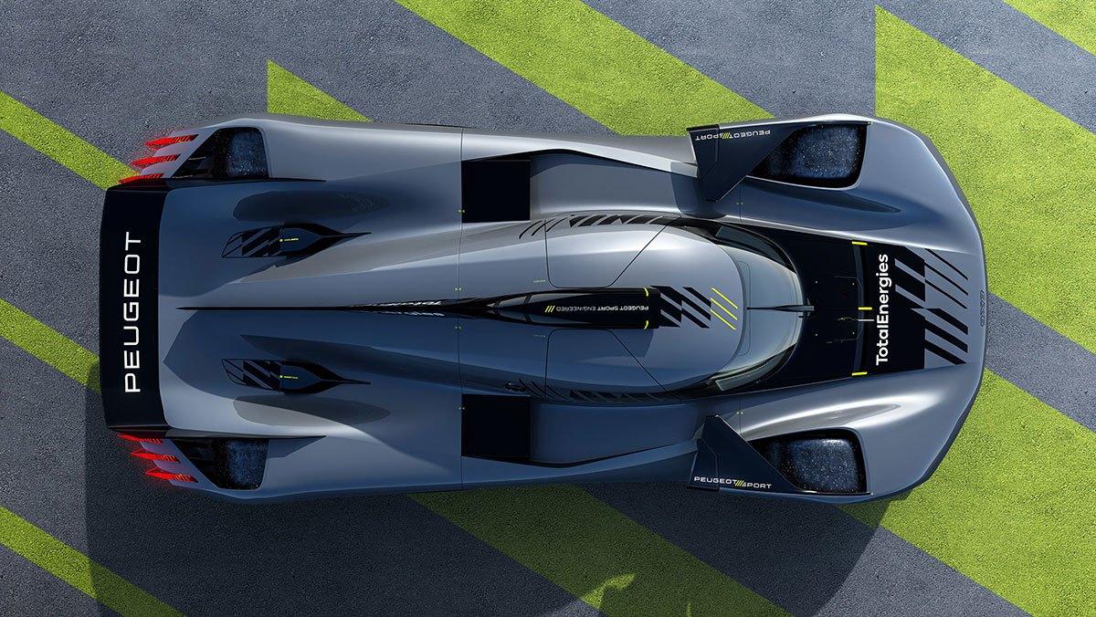 Peugeot-9X8-Le-Mans-5