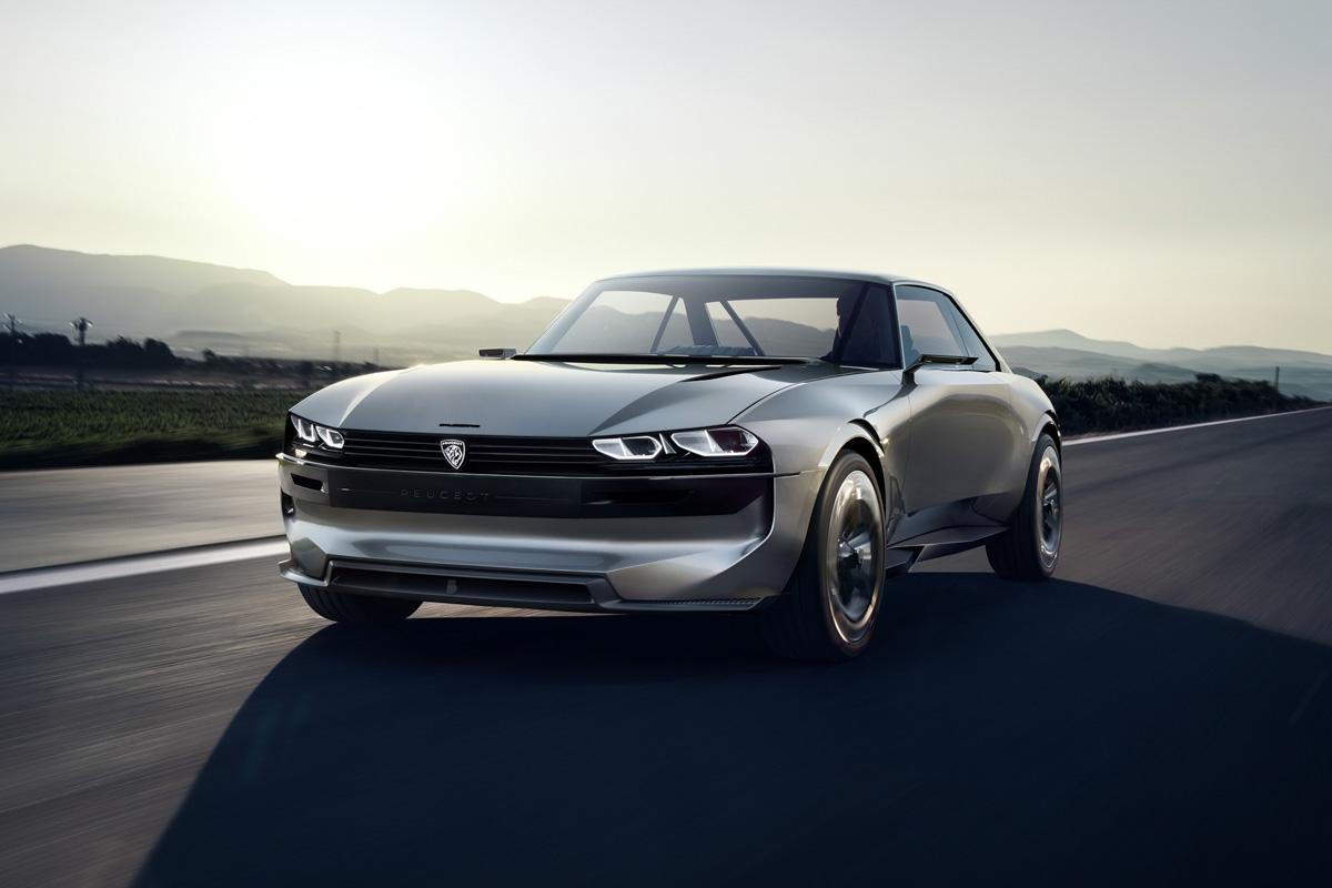 Peugeot e-Legend Concept revealed-1