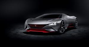 Peugeot Gran Turismo Vision Concept
